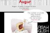We Acadamy: Augur