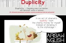 Duplicity po polsku
